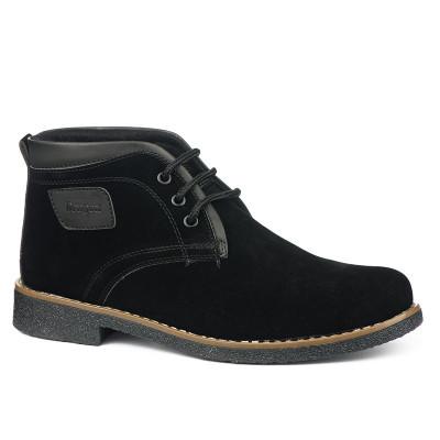 Muške poluduboke cipele 1033 crne