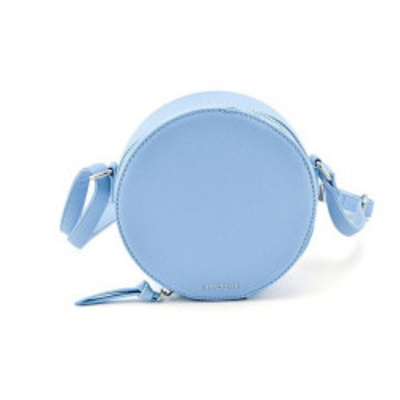 Okrugla torba T021000 svetlo plava