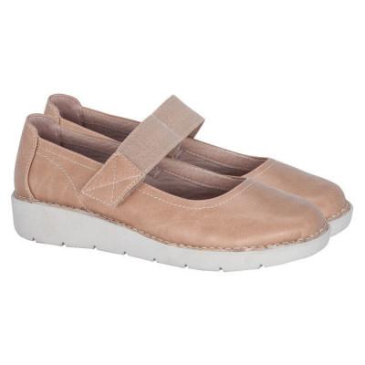 Ravne cipele C2020 kamel