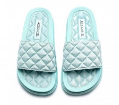 Ravne papuče LP055476 mint