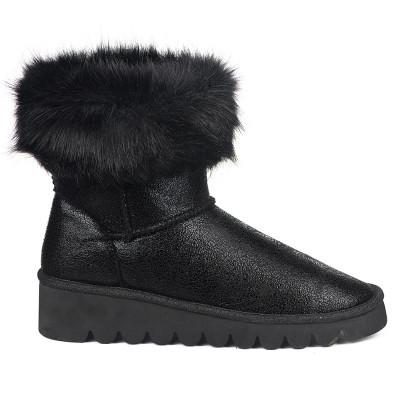 Tople čizme LH021818 crne