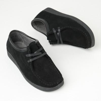 Ženske kožne cipele 1120-6 crne