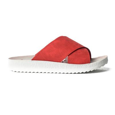 Ženske papuče HG19-244 crvene