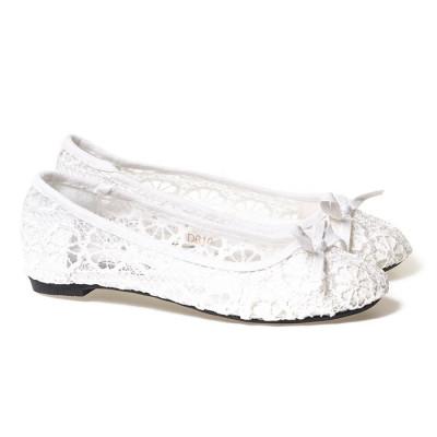 Baletanke za devojčice D610 bele