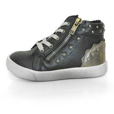 Čizmice za devojčice BH50515 crna