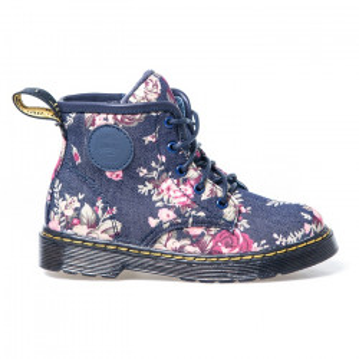 Dečije duboke cipele  D351A teget