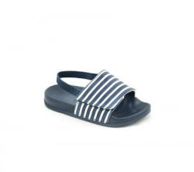 Dečije gumene papuče/sandale CP020210 teget