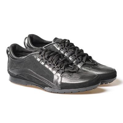 Kožne cipele/patike na akciji 05 crne