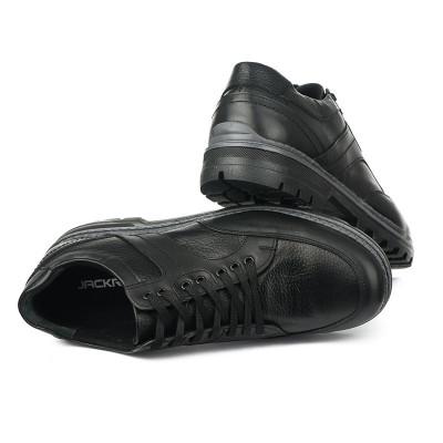 Kožne muške cipele 1445 crne