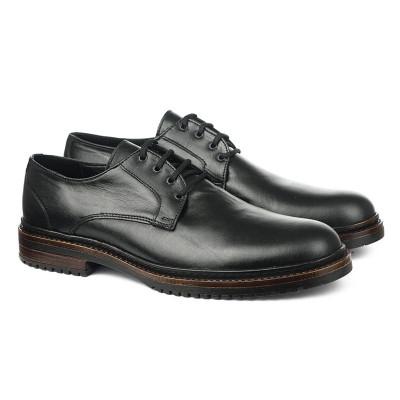 Muške kožne cipele 872 crne