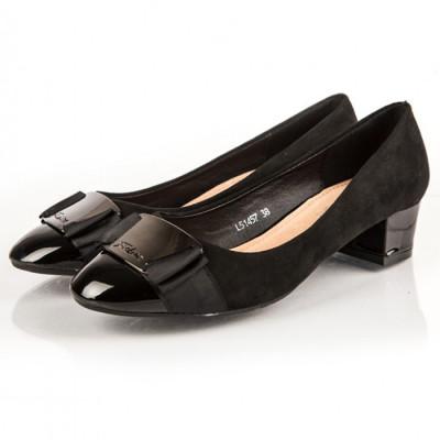 Ženske cipele L51457 crne
