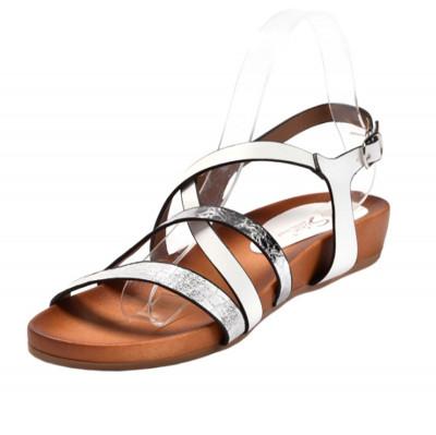Ženske sandale LS02816 kamel