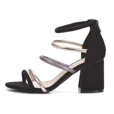Ženske sandale LS211911 crne