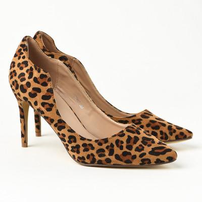 Cipele na štiklu C993 leopard