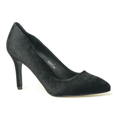 Cipele na štiklu L2251 crne