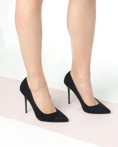 Cipele na štiklu L242010 crne