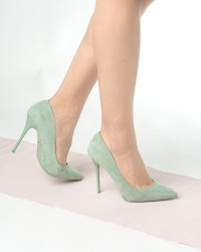 Cipele na štiklu L242010 mint