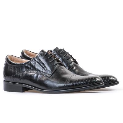 Elegantne muške cipele A668F-3 crne