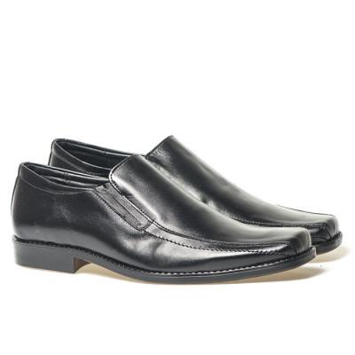 Kožne cipele Gazela 3659 - crne