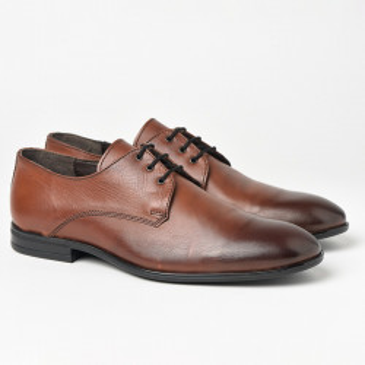 Kožne muške cipele Gazela 3331 braon