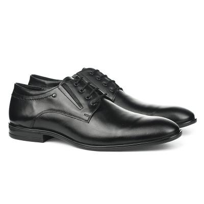 Kožne muške cipele Gazela 3380 crne