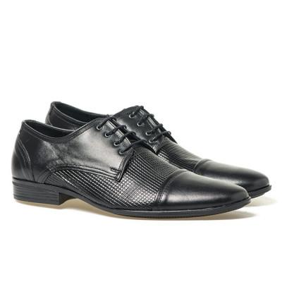 Muške kožne cipele Gazela 4021