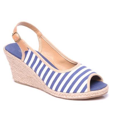 Sandale na ortoped petu LS0493 crne