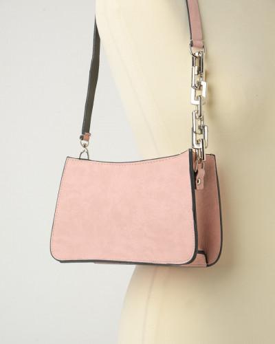 Ženska torbica roze