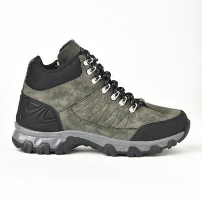 Zimske duboke cipele / patike 4066 zelene (brojevi od 40 do 44)