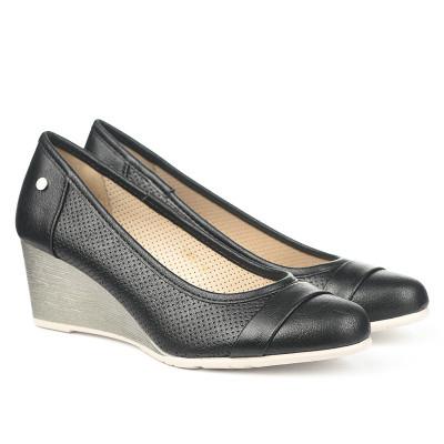 Cipele / baletanke na malu petu K1 crne