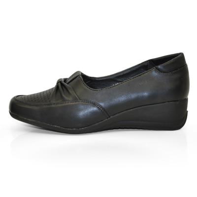 Cipele na malu petu L10117 crne