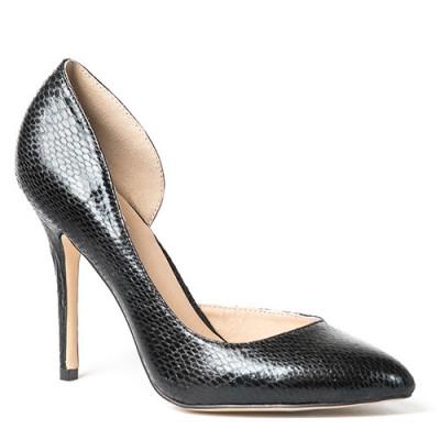 Cipele na štiklu L2248 crne