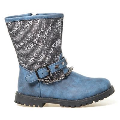 Čizme za devojčice D355 (brojevi od 25 do 30)