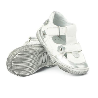Dečije cipele sa anatomskim uloškom 1015 bele