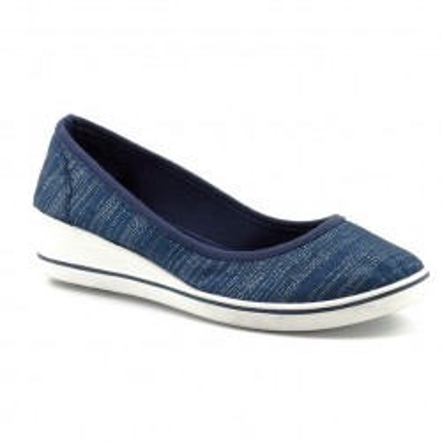 Espadrile / cipele L81559 teget