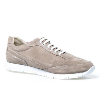 Kožne cipele/patike 24123 bež