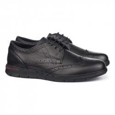 Kožne muške cipele 309 crne