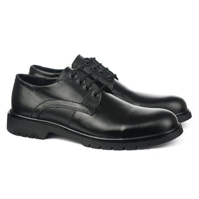 Muške kožne cipele 5616 crne
