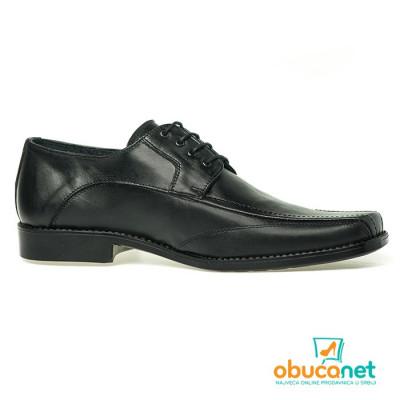 Muške kožne cipele Gazela 3640-01