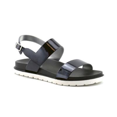 Sandale na debelom đonu LS020365 crne