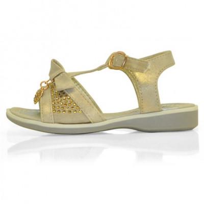 Sandale za devojčice BS27414 zlatne