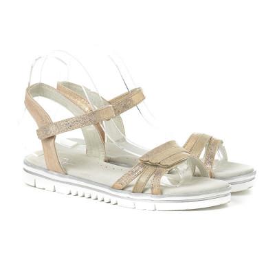 Sandale za devojčice CS252036 šampanj (brojevi od 31 do 35)