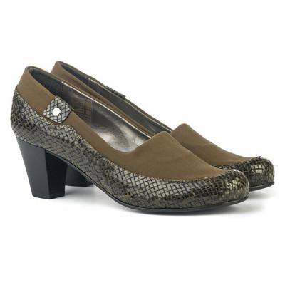 Ženske cipele R252 maslinasta