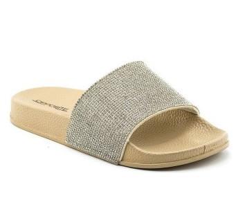 Ženske gumene papuče LP055719 bež