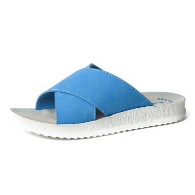 Ženske papuče HG19-244 plave