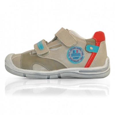 Cipele za dečake B50650 sive
