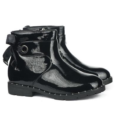 Čizmice za devojčice CH271821 crne