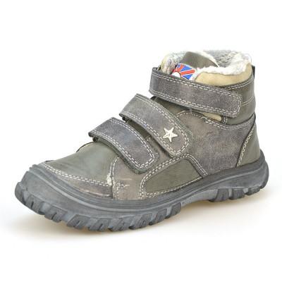 Duboke cipele za dečake CH50614 sive