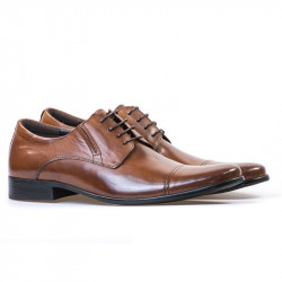 Elegantne muške cipele 2072-5 braon