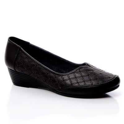 Kožne cipele L1802-L crne
